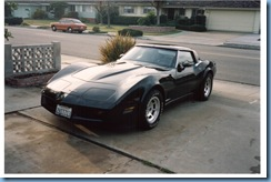 1980 Chevroley Corvette (1)