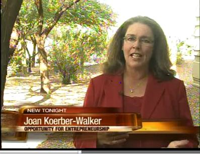 Joan Koerber-Walker shares thoughts on the Key role of Angel nvestors (ABC15)